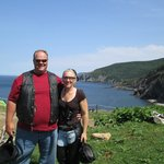 Loving the East Coast @ Meat Cove CB