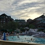 Disney's Wilderness Lodge resmi
