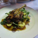 Duck Maryland with Kipfler and Watercress