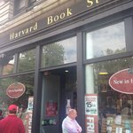 Nearby Harvard Book Store