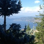 A View of the Lake Foto