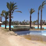 Photo de Crowne Plaza Sahara Oasis Port Ghalib Resort
