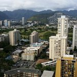 View from the Diamondhead tower 27th floor.
