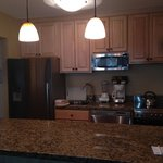 full remodeled kitchen
