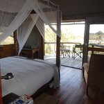Bilde fra Wilderness Safaris Xigera Camp