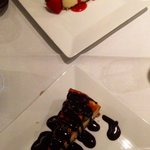 Beautiful Deserts Fresh From The Trolley