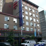 Howard Johnson Hotel Vancouver resmi