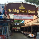 Photo de Ao Nang Beach Resort