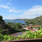 Gulf of Papagayo - View from Hotel's Front Desk