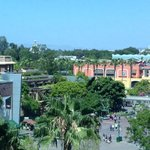View of Downtown Disney