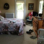 Cayuga Room (sorry for the mess)