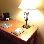 Holiday Inn Express in Scotts Bluff Wyoming is like new. Photo by Terry Hunefeld.