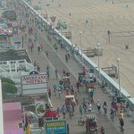 Boardwalk from 7th floor balcony
