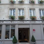Hotel Central Saint Germain resmi