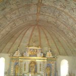 The nearby painted Chapel of the Pieta, Saint Savin