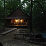 Foto de Blue Rose Cabins