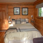 Foto di Across The Creek Cabins