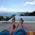 Photo de Lembongan Cliff Villas