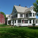 Foto van Farmhouse Inn at Robinson Farm
