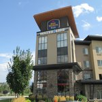 Photo de BEST WESTERN PLUS Wine Country Hotel & Suites