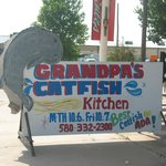 ‪Grandpa's Catfish Express‬