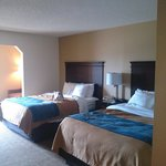 Φωτογραφία: Comfort Inn & Suites Cookeville