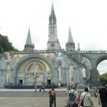 Photo de Sanctuary of Our Lady of Lourdes