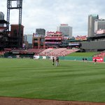 Busch Stadium is the fabulously beautiful home of the St. Louis Cardinals baseball team, best in