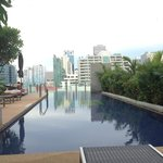 Photo de Aloft Bangkok - Sukhumvit 11