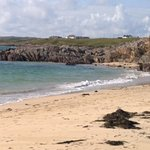 Photo de Clifden Eco Beach Camping & Caravanning Park