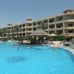 Foto de Amwaj Blue Beach Resort & Spa