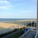 Hampton Inn Virginia Beach-Oceanfront South resmi