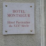 Photo de Hotel Montsegur