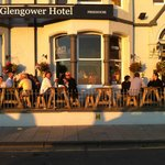 Foto de The Glengower Hotel