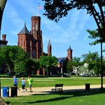Smithsonian at National Mall, a short ride by Metro from DuPont.