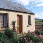 Grannie Rhodes' Cottage,(1830) where you can have