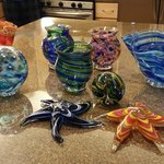 Our Glass Creations!