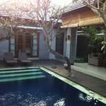 Foto The Wolas Villas & Spa