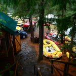 Foto van REO Rafting Resort