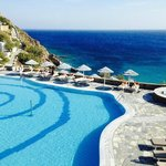Photo de Myconian Imperial Hotel & Thalasso Centre