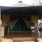 Photo de White Elephant Safari Lodge