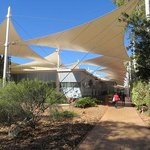 Sails in the Desert Ayers Rock Resort Foto