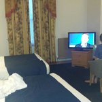 Φωτογραφία: Holiday Inn Sheffield