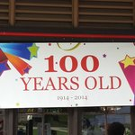 On the occassion of the 100th anniversary / birthday of the carousel in the Park