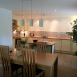Kitchen & dinning area of Haven 33