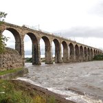 The Fabulous Rail Viaduct across The Tweed