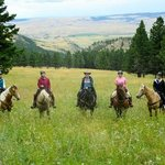 Foto di Bonanza Creek Guest Ranch