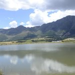 Lake at Haute Cabriere