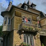 Le Castel Noble guesthouse in Bayeux, France