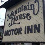 Mountain House Motor Inn Downtown Foto